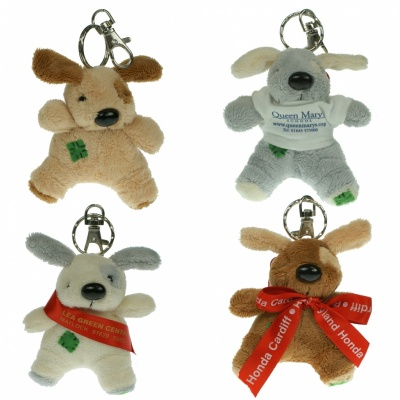 Keychain gang dogs