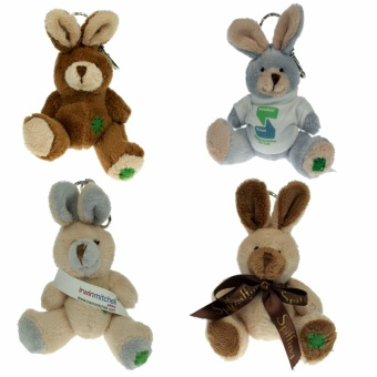 Keychain rabbit group