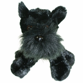 15cm Scottie Dog Plain